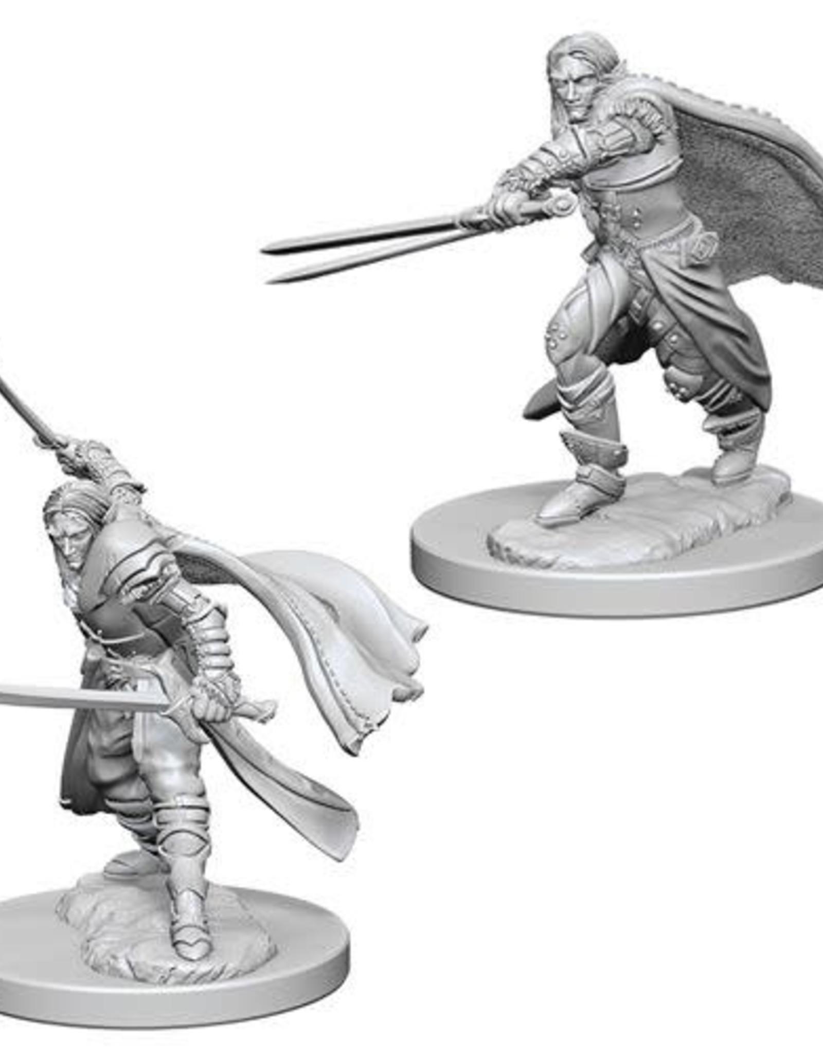 WizKids Dungeons & Dragons Nolzur's Marvelous Miniatures: Male Elf Ranger
