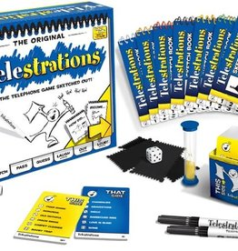The Op Telestrations 8 player Original