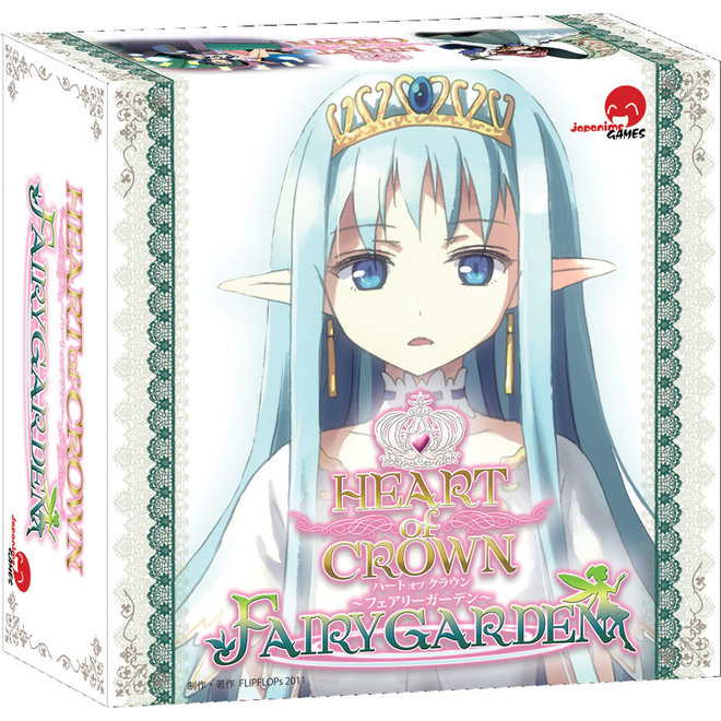 Heart of Crown: Fairy Garden Expansion