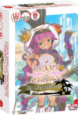 Japanime Games Heart of Crown: Six City Expansion