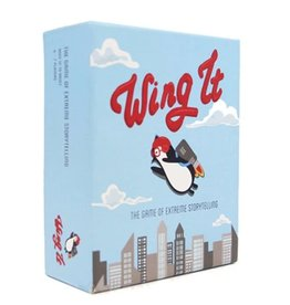 Flying Leap Games Wing It
