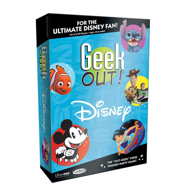 Geek Out Disney
