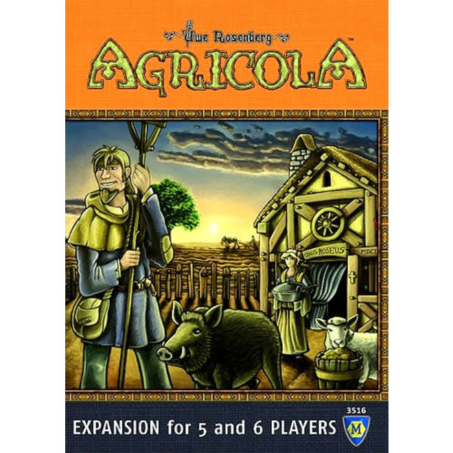 Agricola 5-6 Player Ext
