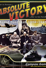 Compass Games Absolute Victory: World Conflict 1939-1945