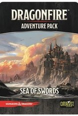 Catalyst Game Labs D&D: Dragonfire DBG - Adventures - Sea of Swords