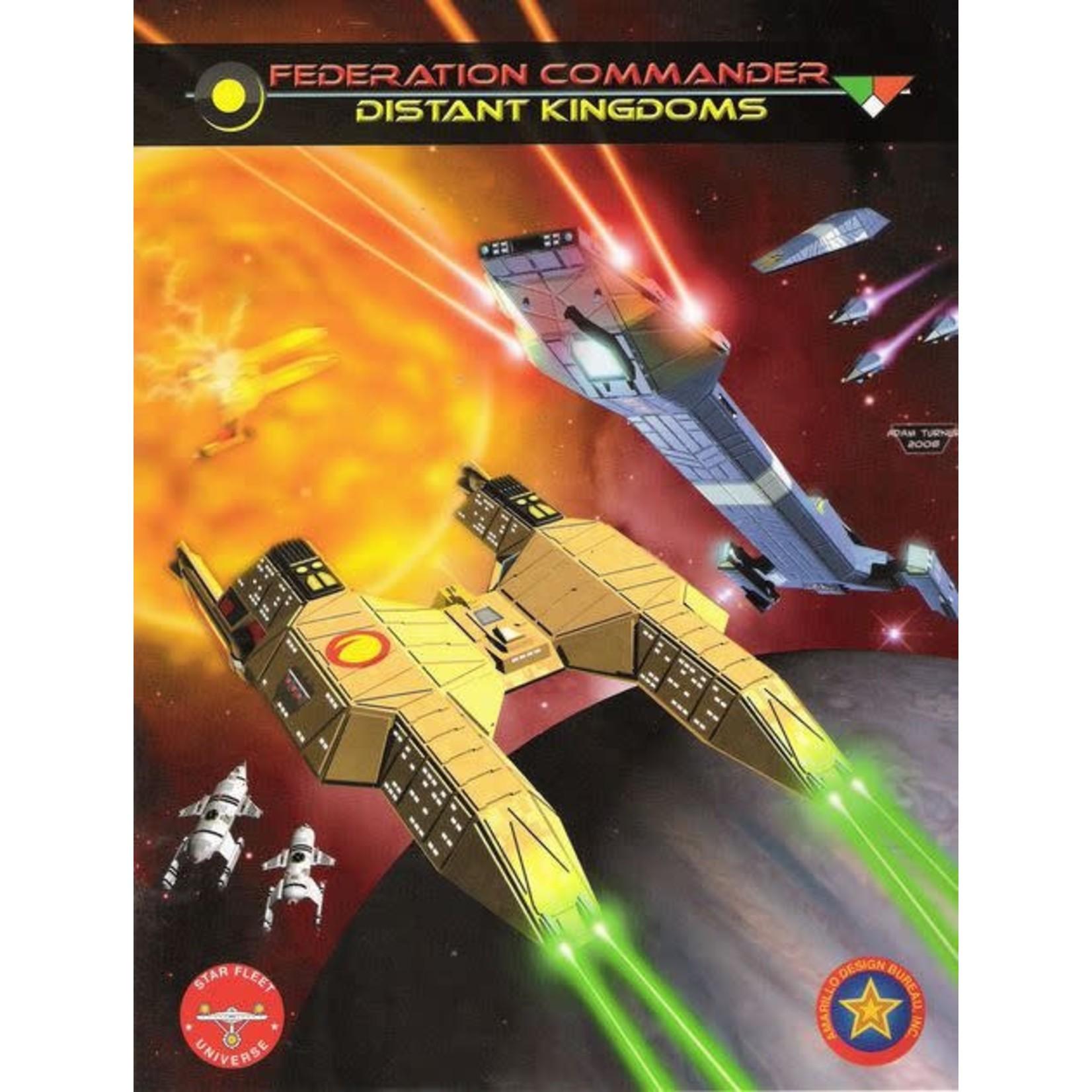 Amarillo Design Bureau Inc Federation Commander: Distant Kingdoms