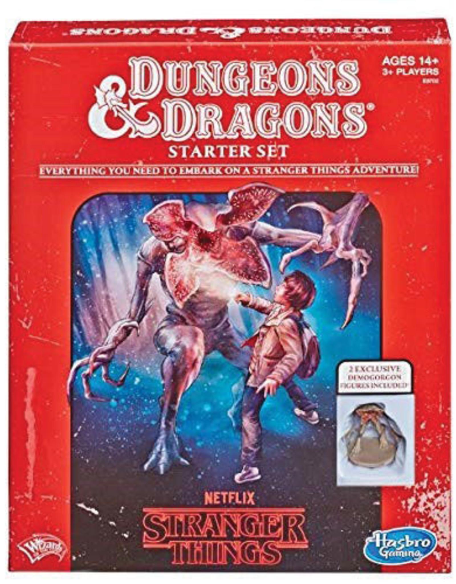 Hasbro D&D Stranger Things Edition