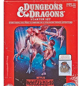 Hasbro D&D Stranger Things Edition