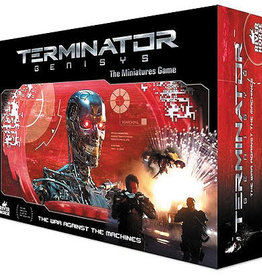 Warlord Games Terminator Genisys - Expanded Core Game