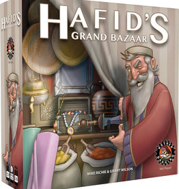 Rather Dashing Games Hafid`s Grand Bazaar