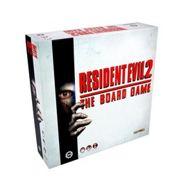 Steamforged Games Resident Evil 2 - The Board Game
