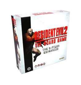 Steamforged Games Resident Evil 2 - The Board Game The B-Files Expansion