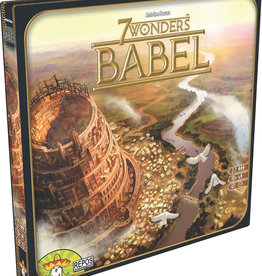 Asmodee USA 7 Wonders: Babel