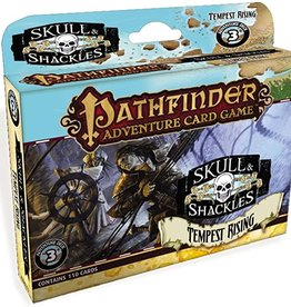 "Paizo Publishing Pathfinder Adventure Card Game: ""Skull & Shackles"" Tempest Rising Adventure Deck"
