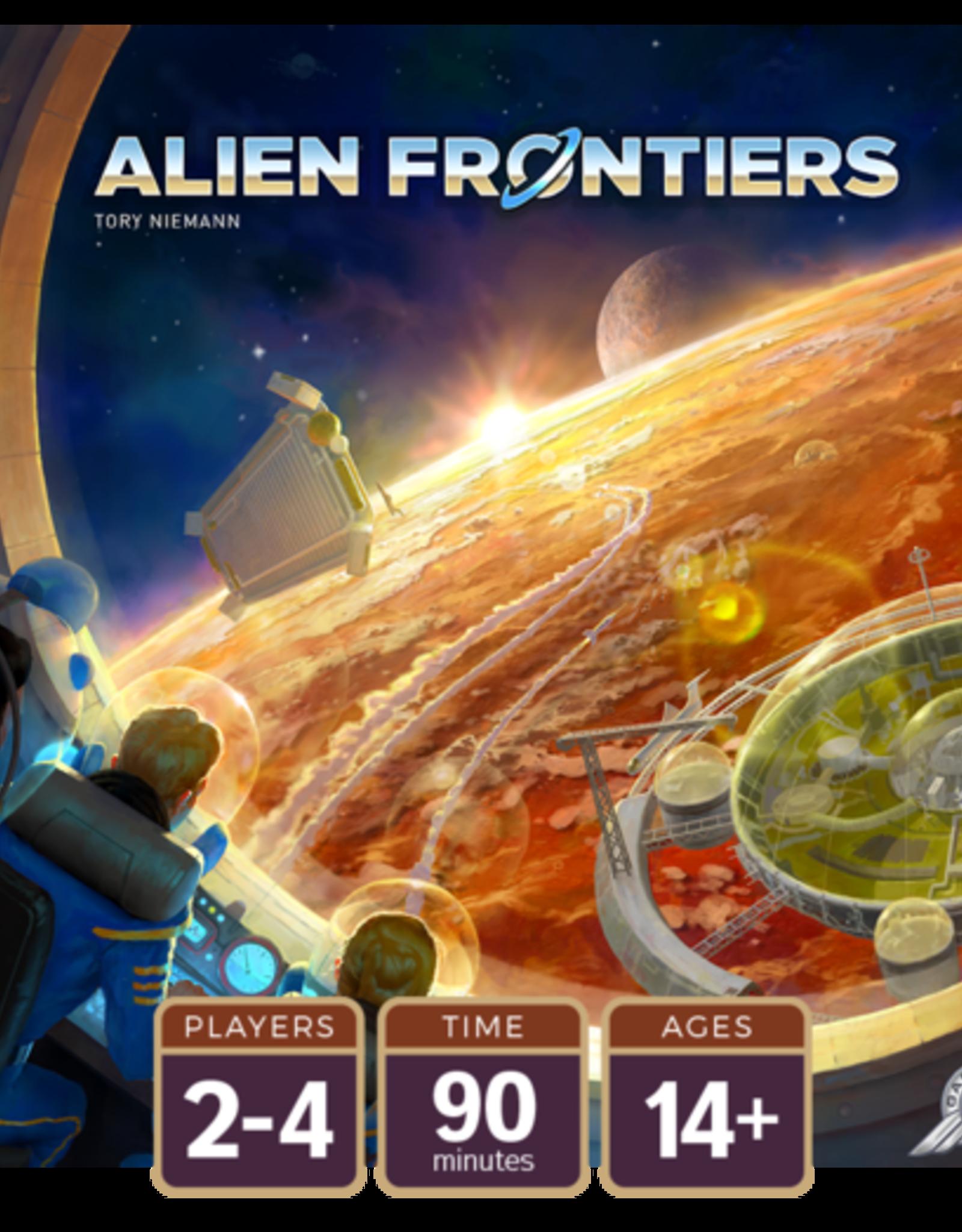 Starling Games Alien Frontiers