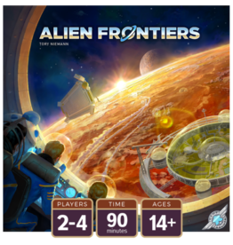 Starling Games Alien Frontiers