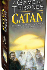 Catan Studios Inc A Game of Thrones Catan: Brotherhood of the Watch - 5-6 Player Extension