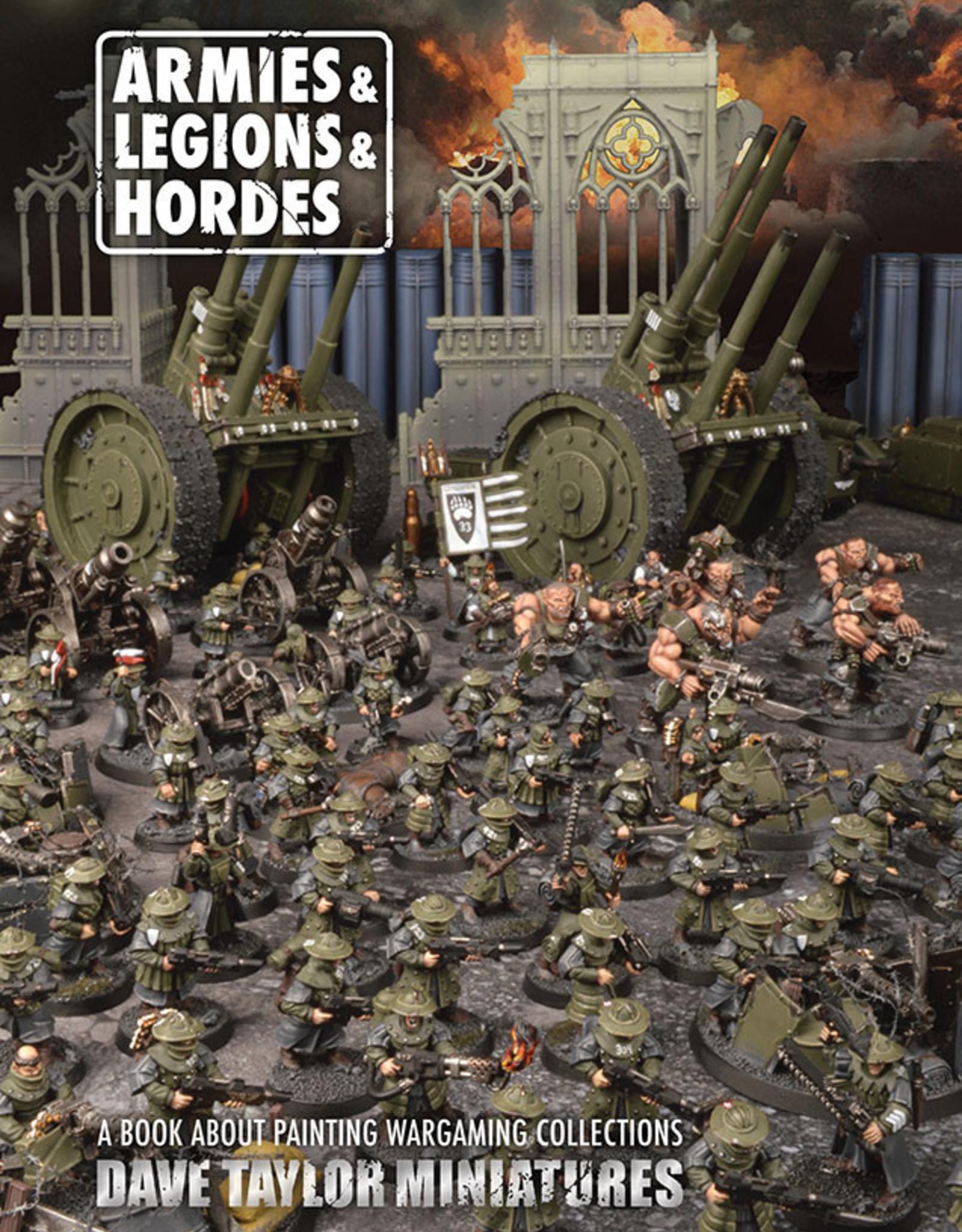 Dave Taylor Miniatures Armies & Legions & Hordes