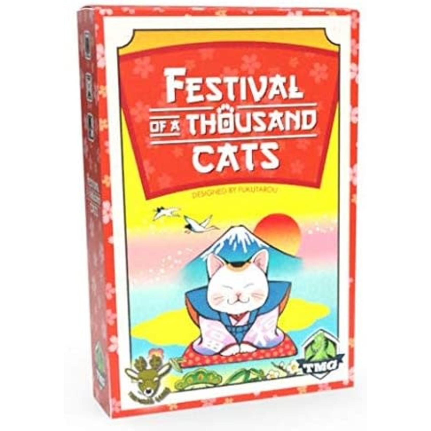 Tasty Minstrel Festival of a Thousand Cats