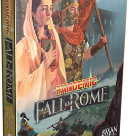 Z-Man Games Pandemic: The Fall of Rome (stand alone)