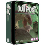 IDW PUBLISHING Outpost Amazon Game