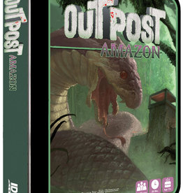 IDW PUBLISHING Outpost Amazon Game