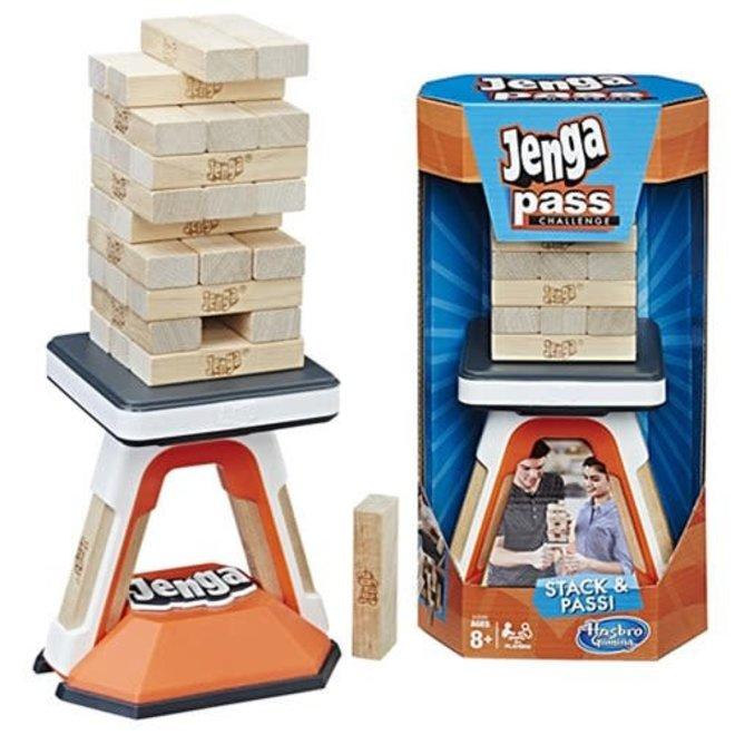 Jenga Pass Challenge Game