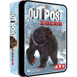 IDW PUBLISHING Outpost Siberia Card Game