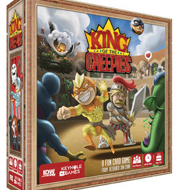 IDW PUBLISHING King Of Creepies Game