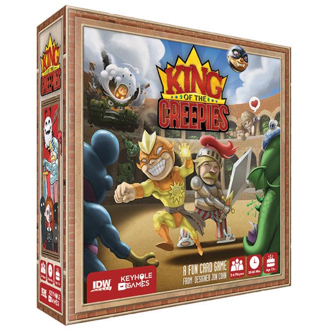 King Of Creepies Game