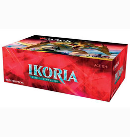 Wizards of the Coast MTG | Ikoria Draft Booster - Sealed Box