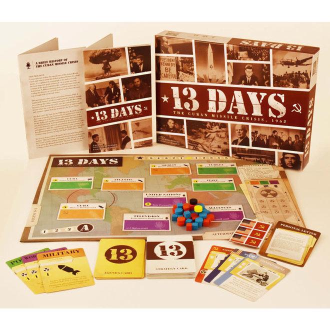 13 Days Board Game