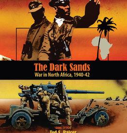 GMT Games The Dark Sands: War in North Africa, 1940-42