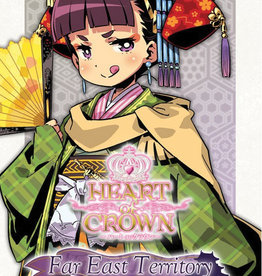 Japanime Games Heart of Crown: Far East Territory Expansion
