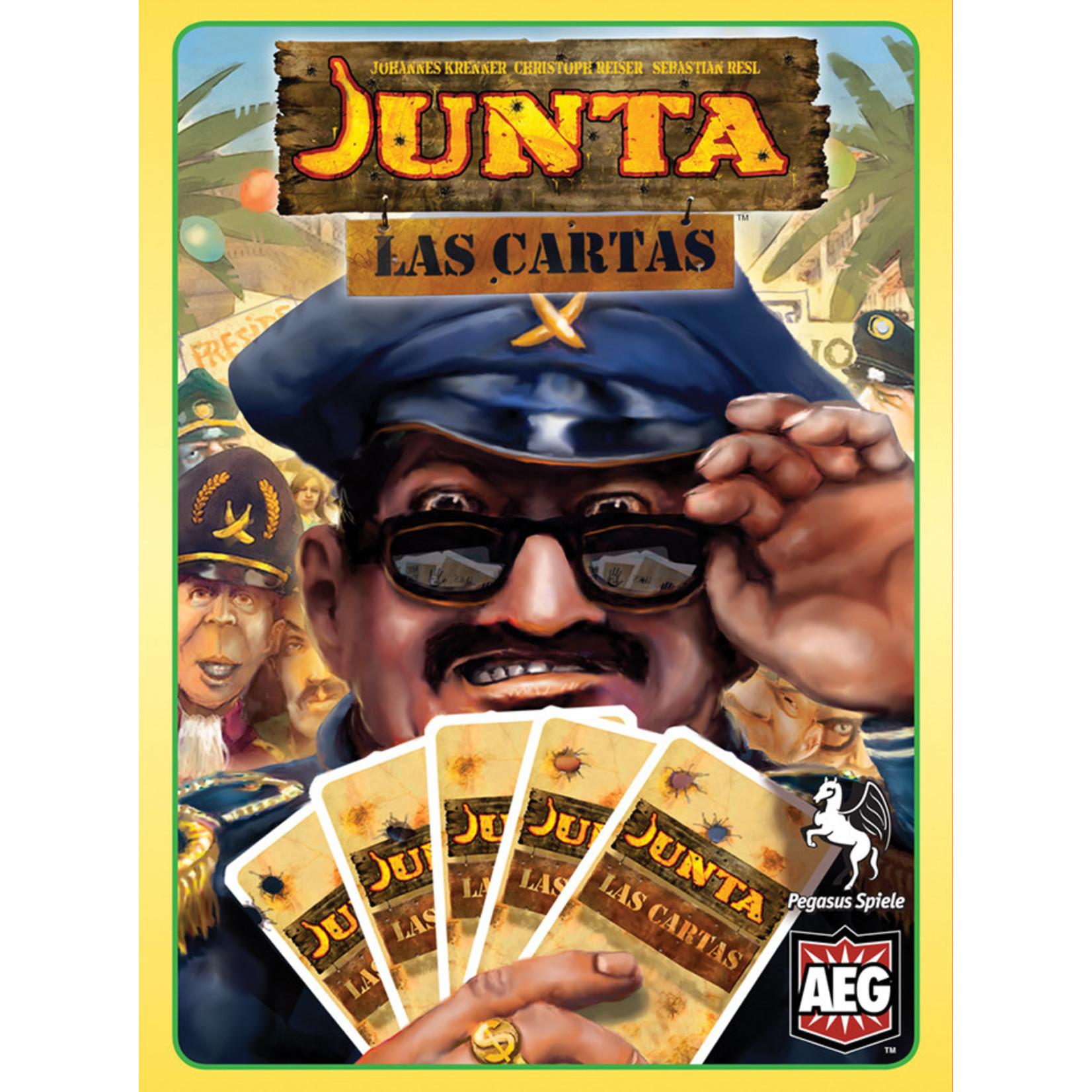Alderac Entertainment Group Junta: Las Cartas