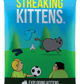 Exploding Kittens LLC Streaking Kittens Expansion