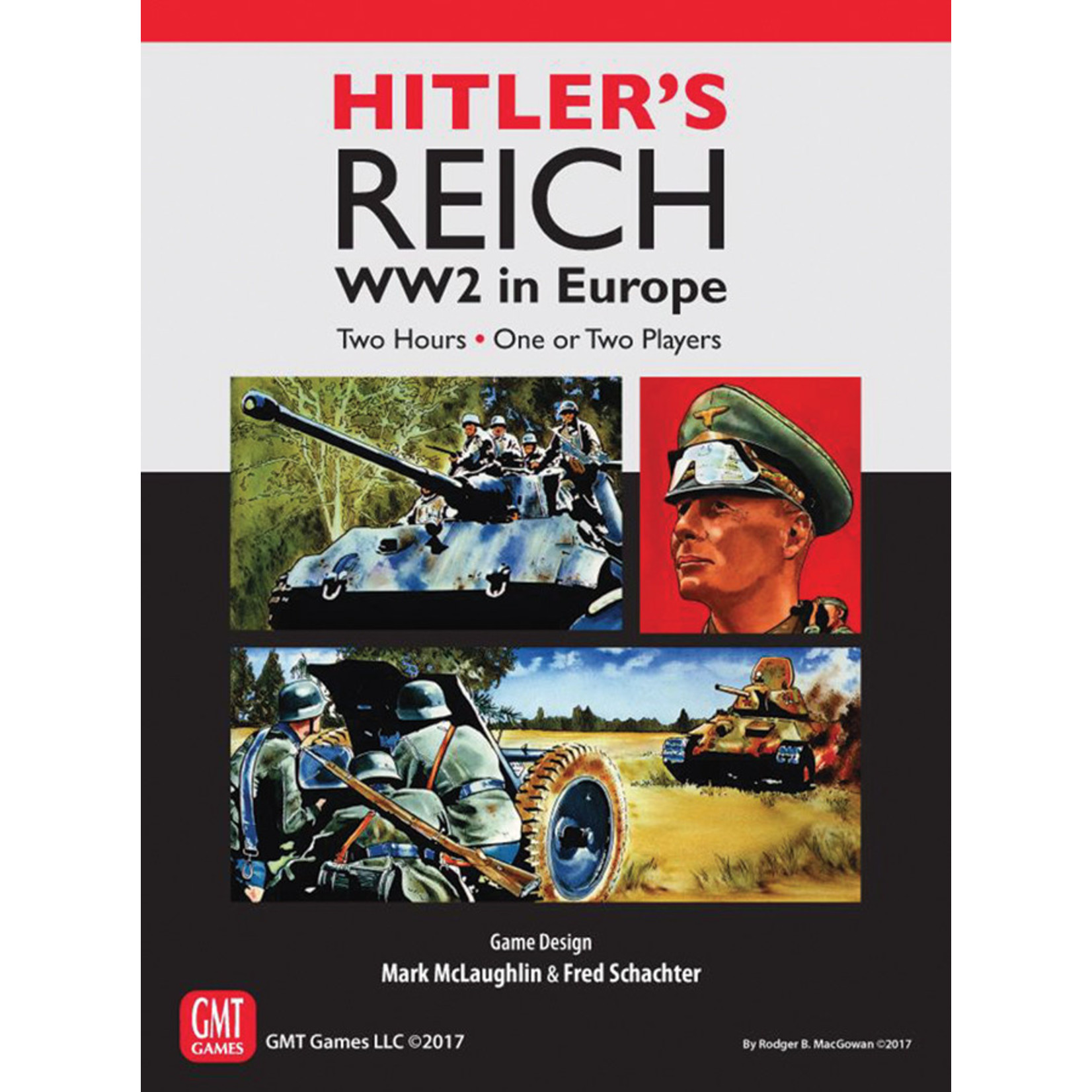 GMT Games Hitler`s Reich