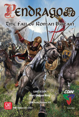 GMT Games COIN: Pendragon - The Fall of Roman Britain