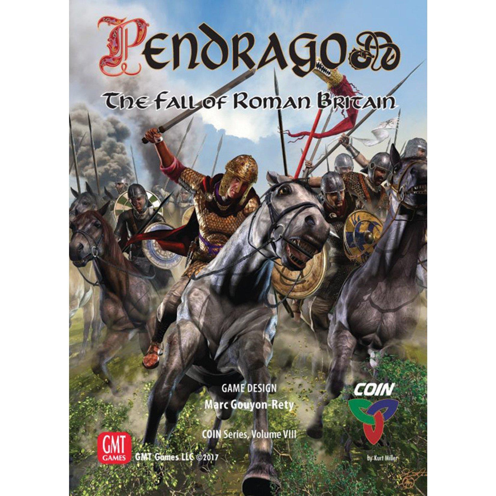 GMT Games COIN: Pendragon - The Fall of Roman Britain