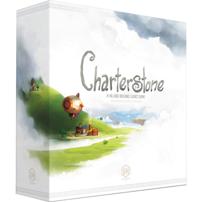 Charterstone: A Village-Building Legacy Game