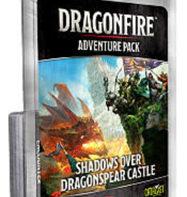 Catalyst Game Labs D&D: Dragonfire DBG - Adventures - Dragonspear Castle