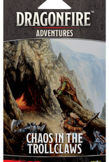 Catalyst Game Labs D&D: Dragonfire DBG - Adventures - The Trollclaws