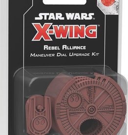 Fantasy Flight Games X-Wing: 2E - Rebel Alliance Maneuver Dial Upgrade Kit