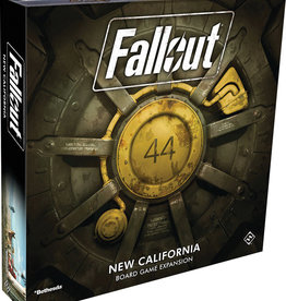 Fantasy Flight Games Fallout: The Board Game - New California Expansion
