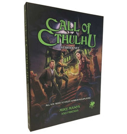 Chaosium Inc. Call Of Cthulhu: 7th Edition - Starter Set