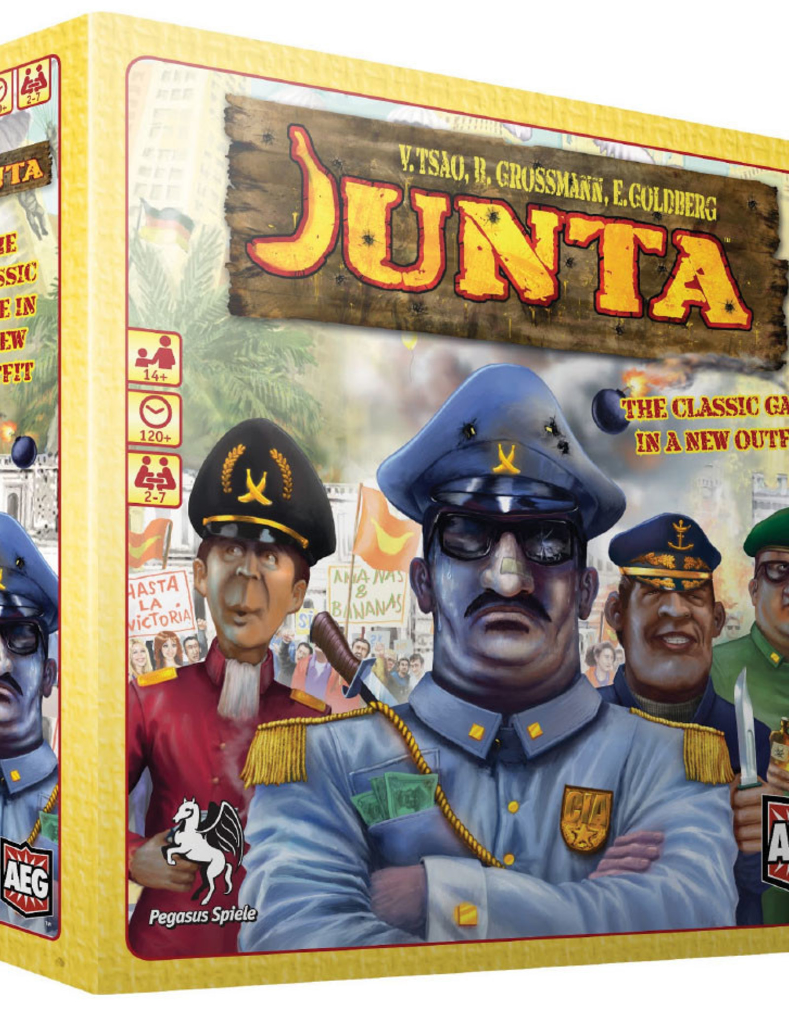 Alderac Entertainment Group Junta