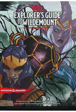 Wizards of the Coast Dungeons & Dragons 5E - Explorers Guide to Wildemount