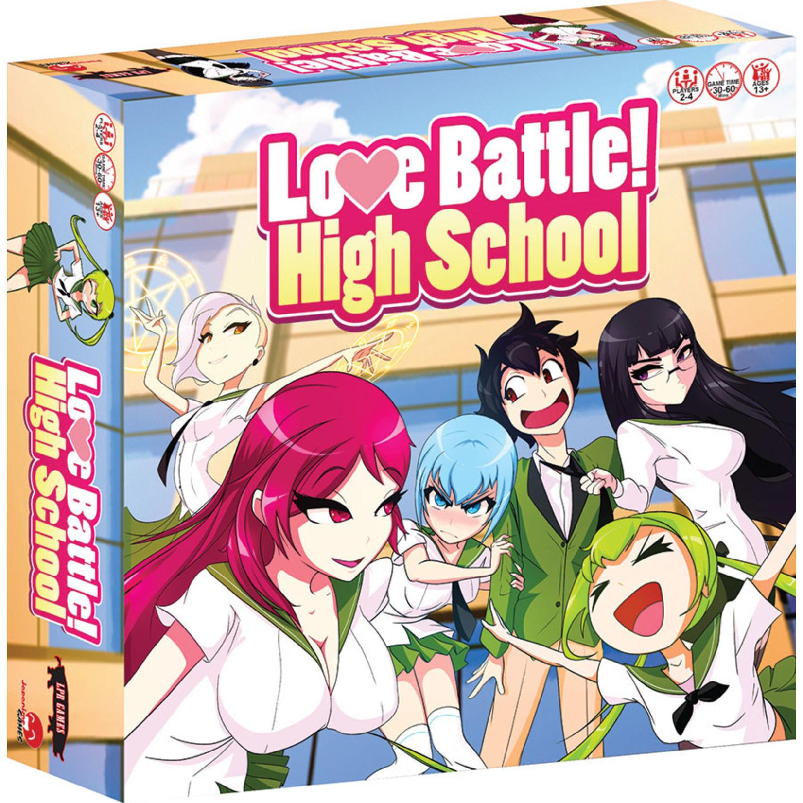 Japanime Games Love Battle High School