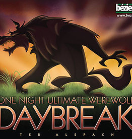 Bezier Games Ultimate Werewolf: One Night, Daybreak