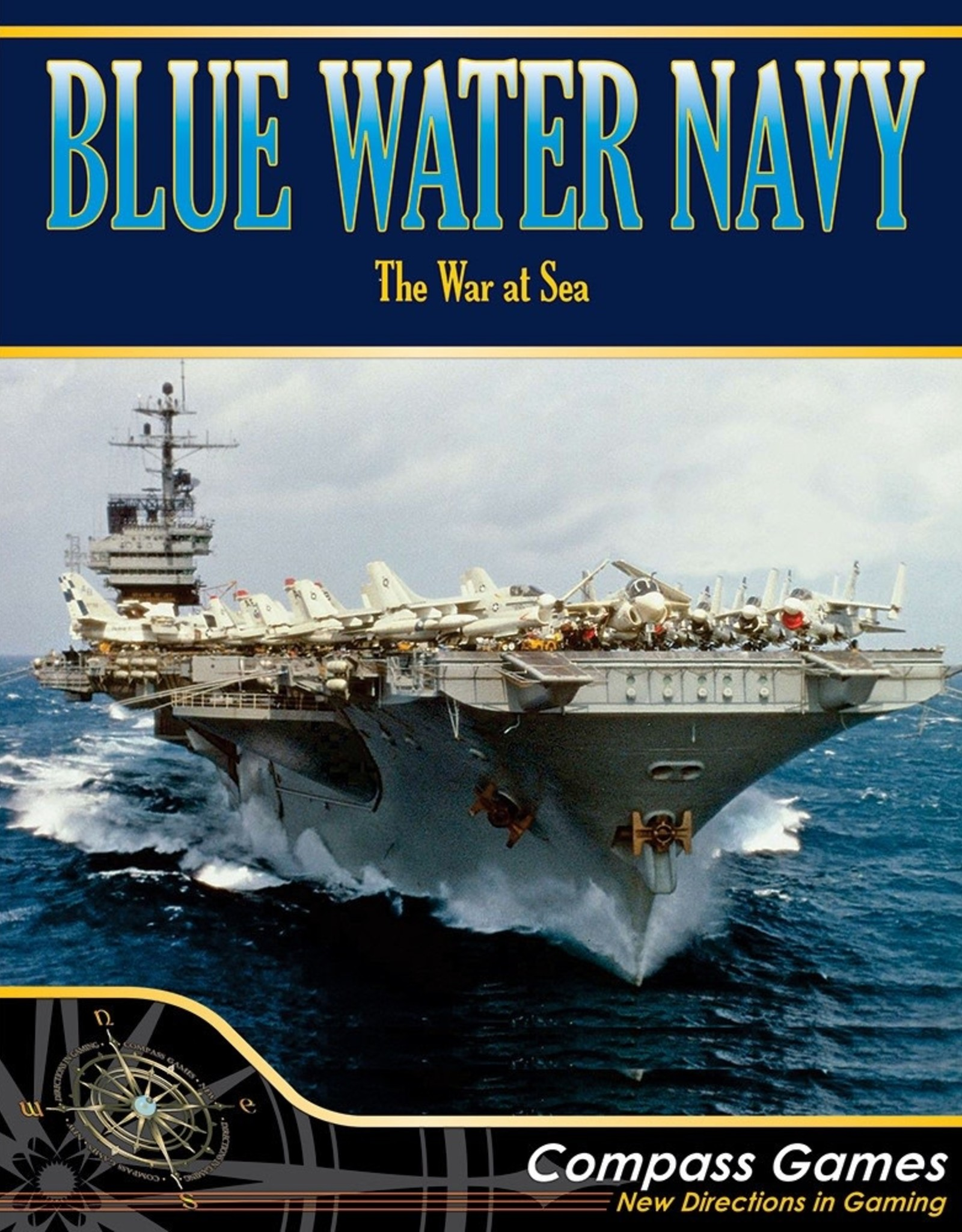 Compass Games Blue Water Navy